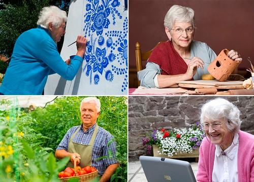 Реальные способы подработки для пенсионеров