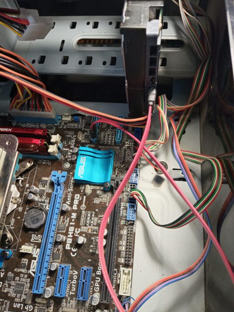 Продажа компьютера, 3300 МГц, ОЗУ 8 Гб
